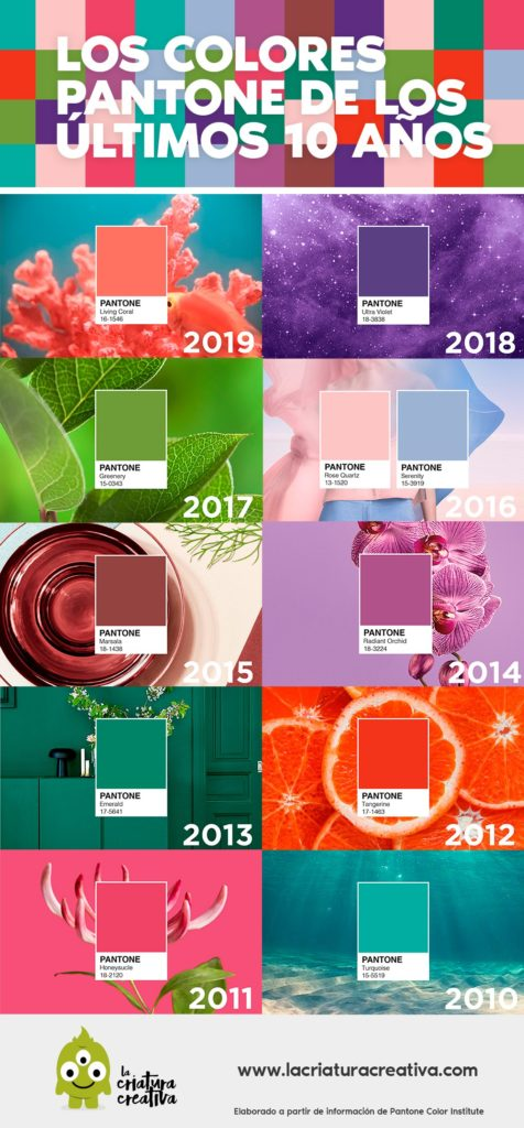 pantone color del año