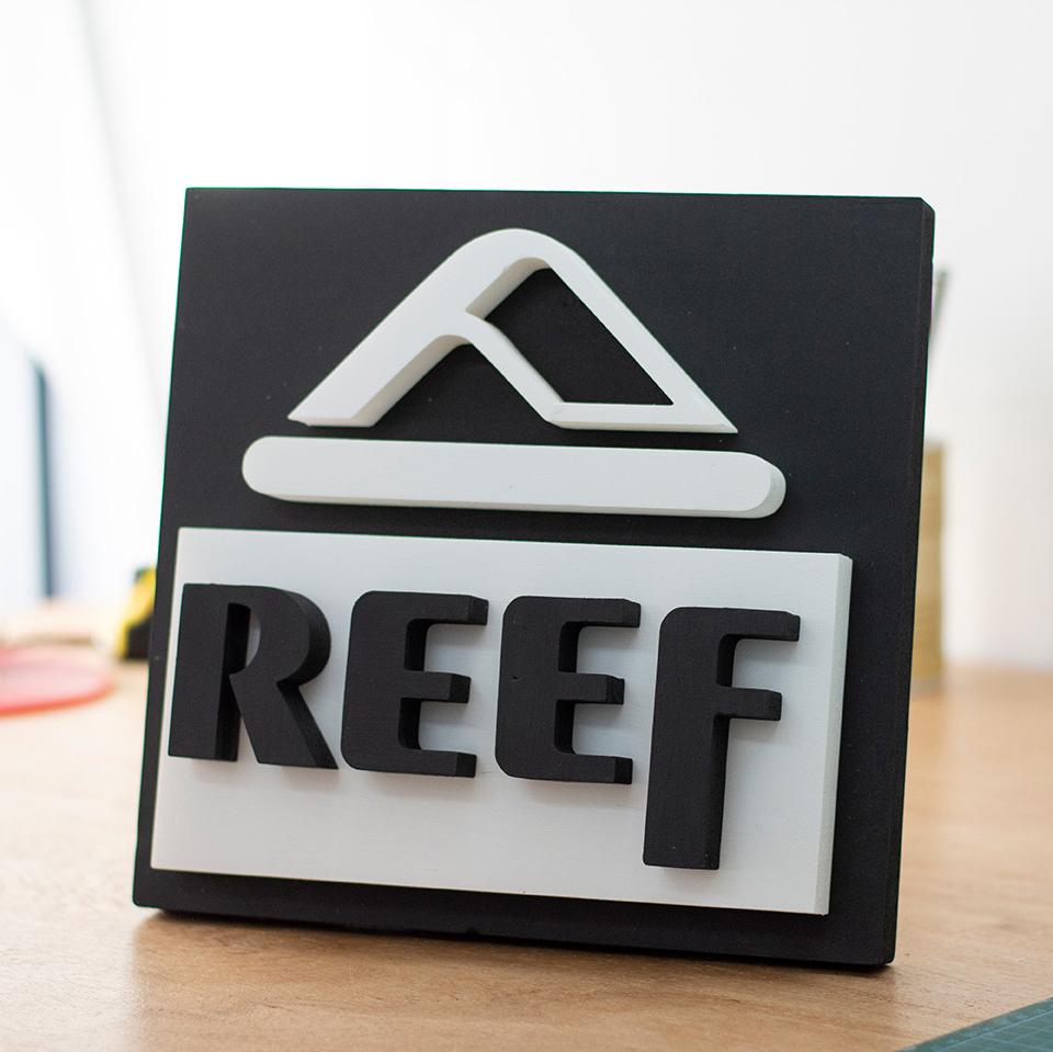 Corpóreo en polyfan Reef